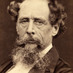 Robert Hindry Mason, photograph of Charles Dickens (1860s). wikimedia/nationalmediamusuem, CC BY