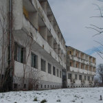 North-Pest Red Army Hospital, in use from 1945 to 1991. Credit: Wikipedia